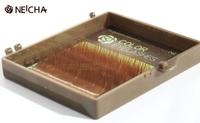 """Ресницы """"NEICHA"""" MINI MIX(9-13 мм) C 0.1 Dark  Brown"""