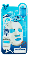 Elizavecca Тканевая маска д/лица Увлажняющая AQUA DEEP POWER Ringer mask pack