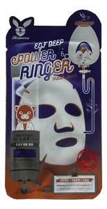 Elizavecca Ткан. маска д/лица с Эпидермальным фактор EGF DEEP POWER Ringer mask pack