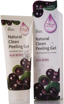 EKEL Пилинг для лица с экстрактом ягод асаи, 180 мл