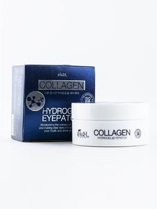 EKEL Гидрогелевые патчи с коллагеном и экстрактом черники Collagen Hydrogel Eye Patch, 60 шт