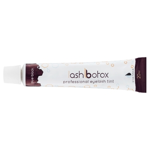 Краска-бальзам для ресниц Lash Botox (Blue-Black)