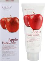 Крем для рук 3W Clinic, с яблоком, 100 мл