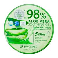 Гель универсальный АЛОЭ Aloe Vera Soothing Gel 98%, 300 гр