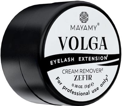 Ремувер для ресниц MAYAMY VOLGA Zefir кремовый 5г