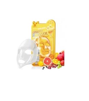 Elizavecca Тканевая маска д/лица с Витаминами VITA DEEP POWER Ringer mask pack