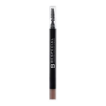 Компактные тени для бровей Easy-to-brow BESPECIAL natural brown 703