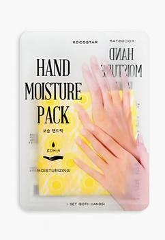 KOCOSTAR / Увлажняющая маска-уход для рук (желтая), 16 мл/ HAND MOISTURE PACK (YELLOW)