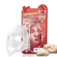 Elizavecca Тканевая маска для лица с Коллагеном COLLAGEN DEEP POWER Ringer mask pack, 23мл