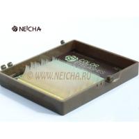 """Ресницы """"NEICHA"""" MINI MIX(8-13 мм) Silver (серебряный) С 0.15"""