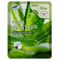 Тканевая маска для лица АЛОЭ Fresh Aloe Mask Sheet,