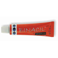 """Краска для бровей и ресниц """"Binacil"""" Черная"""